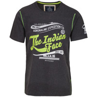 Vêtements Homme T-shirts manches courtes The Indian Face Tee Shirt ADRIEN gris