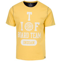 Vêtements Homme T-shirts manches courtes The Indian Face Tee Shirt NOHAM jaune