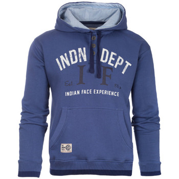 Vêtements Homme Sweats The Indian Face Sweat WILLIAM bleu