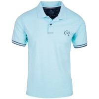 Vêtements Homme Polos manches courtes The Indian Face Polo MAHE bleu