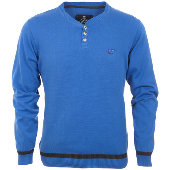 Vêtements Homme Pulls The Indian Face Pull ILLAN bleu