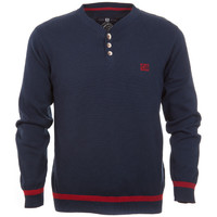 Vêtements Homme Pulls The Indian Face Pull LOAN bleu
