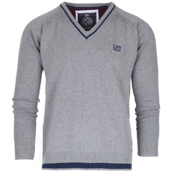 Vêtements Homme Pulls The Indian Face Pull LUCAS gris