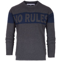 Vêtements Homme Pulls The Indian Face Pull ETHAN gris