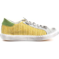 Chaussures Femme Baskets basses 2 Stars 2SD1429  Femme Yellow/Ice Yellow/Ice
