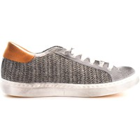 Chaussures Femme Baskets basses 2 Stars 2SD1428  Femme Grey/Orange Grey/Orange
