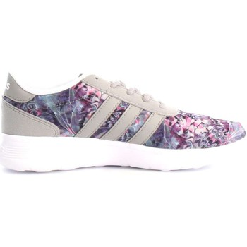 Chaussures Adidas aw3836 chaussures de sport femme silver-White