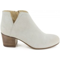 Chaussures Femme Bottines Manas Bottines- Blanc