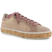 Chaussures Femme Baskets basses Manas Baskets- Rose