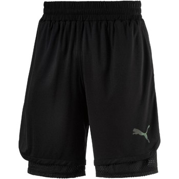 Vêtements Homme Shorts / Bermudas Puma 515176 Shorts Man Noir Noir