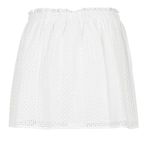 Vêtements Femme Jupes Betty London GIRMOU Blanc