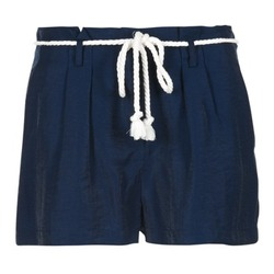 Vêtements Femme Shorts / Bermudas Casual Attitude GRETTE Marine