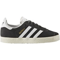 Chaussures Enfant Baskets basses adidas Originals ZAPATILLAS  GAZELLE C Gris