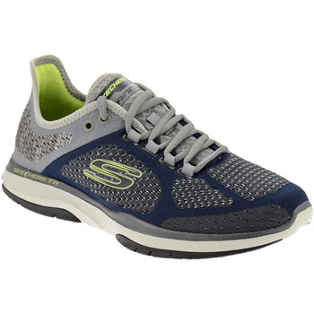 Chaussures Homme Baskets basses Skechers BURST TR - FLINCHTON Baskets basses