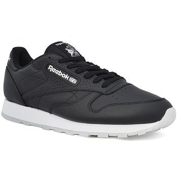 Chaussures Homme Baskets basses Reebok Sport Classic Leather ID Blanc-Noir