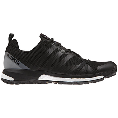 Chaussures Homme Running / trail adidas Originals Terrex Agravic Boost Schwarz