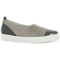 Chaussures Femme Baskets basses So Send Baskets cuir laminé  multi Multi