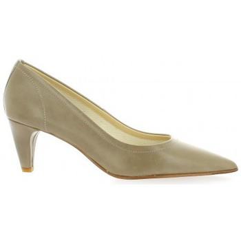 Chaussures Femme Escarpins Elizabeth Stuart Escarpins cuir Taupe