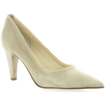 Chaussures Femme Escarpins Elizabeth Stuart Escarpins cuir velours  sable Sable