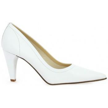 Chaussures Femme Escarpins Elizabeth Stuart Escarpins cuir Blanc