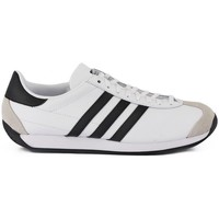 Chaussures Homme Baskets basses adidas Originals Country OG Blanc-Noir