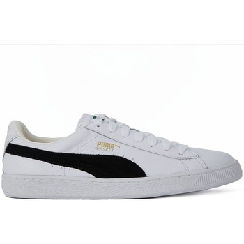 Chaussures Homme Baskets basses Puma Basket Classic Blanc