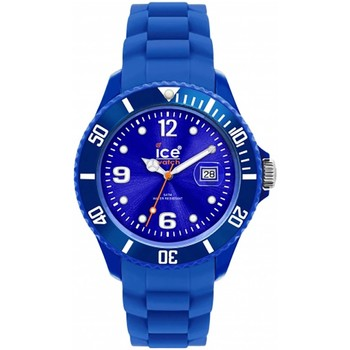 Montres & Bijoux Femme Montres Analogiques Ice-watch Montre ICE WATCH Silicone Bleu