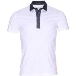 Vêtements Homme Polos manches courtes Antony Morato - polo BLANC