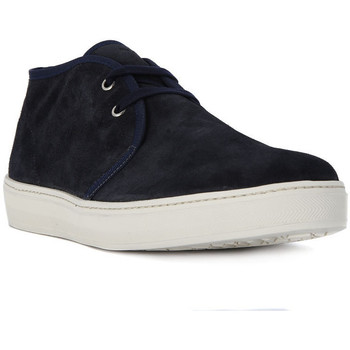 Chaussures Homme Baskets montantes Frau SUEDE BLU  111,3