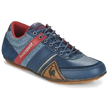 Chaussures Homme Baskets basses Le Coq Sportif ANDELOT S LEA/2TONES Bleu / Rouge