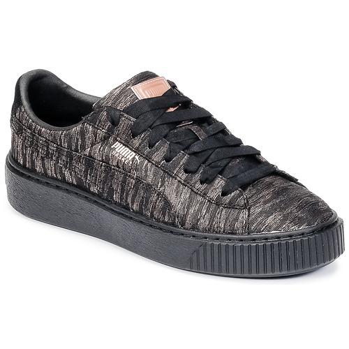 Puma Chaussures Basket Platform Bi Color Acheter Pas Cher Marchand Nouvelle Et De La Mode De Nouveaux Styles Prix Pas Cher rEChCY