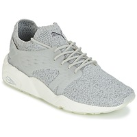 Puma - Baskets / sneakers evoKNIT 3D - anthracite Gris - Chaussures Baskets basses Homme