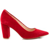 Chaussures Femme Escarpins Vexed 16183 Rouge