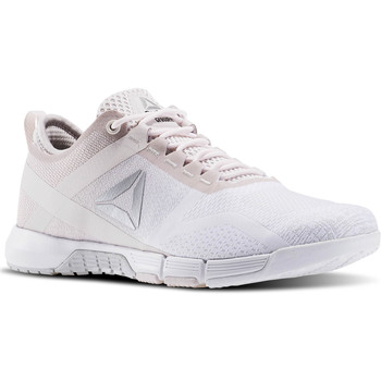 Chaussures Femme Fitness / Training Reebok Sport CrossFit Grace Blanc / Gris