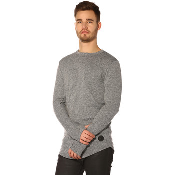 Vêtements Femme Pulls Project X Pull, Gilet HOMME - PULL 88162239_GY GRIS Gris