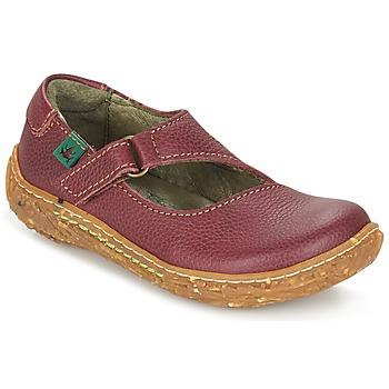 Chaussures Fille Boots El Naturalista NIDO Bordeaux