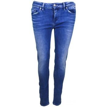 Vêtements Femme Jeans slim Tommy Hilfiger Jean 7/8  Venice bleu pour femme Bleu
