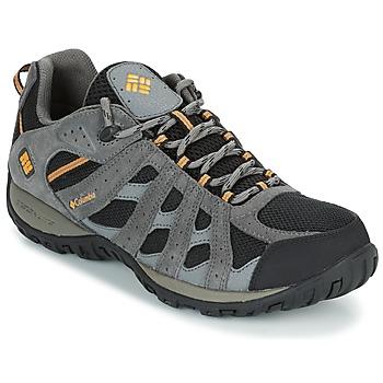 Chaussures Homme Randonnée Columbia REDMOND WATERPROOF Noir