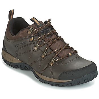 Chaussures Homme Multisport Columbia PEAKFREAK VENTURE WATERPROOF Marron