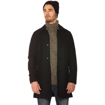 Vêtements Femme Vestes Jack & Jones Veste, Blouson HOMME - CITY COAT_NAVY BLAZER Bleu