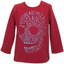 T-shirts manches longues Ikks - T-shirt manches longues rouge