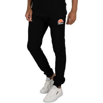 Vêtements Homme Pantalons de survêtement Ellesse Homme Ovest Logo Joggers, Noir noir