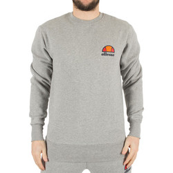 Vêtements Homme Sweats Ellesse Homme Diveria Left Chest Logo Sweatshirt, Gris gris