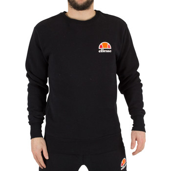 Vêtements Homme Sweats Ellesse Homme Diveria Left Chest Logo Sweatshirt, Noir noir