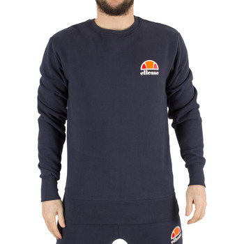 Vêtements Homme Sweats Ellesse Homme Diveria Left Chest Logo Sweatshirt, Bleu bleu