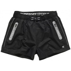 Vêtements Homme Shorts / Bermudas Superdry Short  Sports Active Training Black Noir