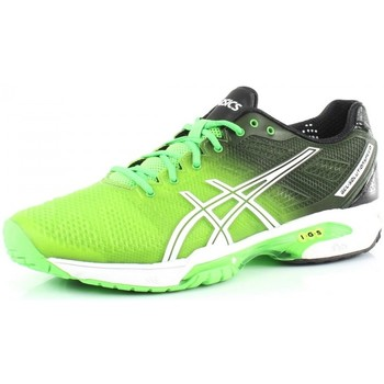 Chaussures Homme Tennis Asics Gel Solution Speed 2 Vert