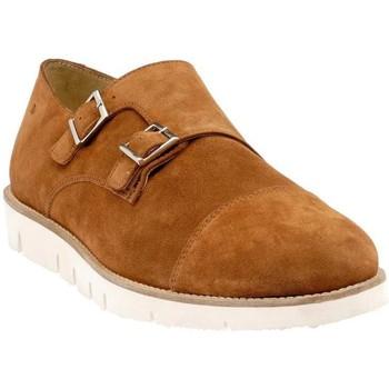 Chaussures Homme Mocassins Dillinger Double Marron