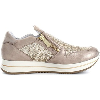 Chaussures Femme Baskets basses Igi&co 7773600  Femme Taupe/Gold Taupe/Gold