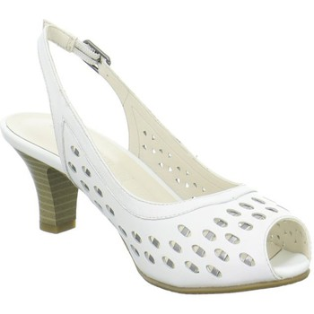 Chaussures Femme Escarpins Gerry Weber Kitty 04 Blanc